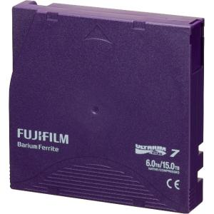 Fuji 16456574 LTO Ultrium-7 6TB/15TB LTO-7 Labeled