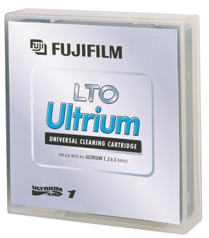Fuji 600004292 LTO Ultrium Cleaner - 50 Pass