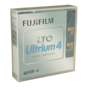 Fuji 26247007 LTO Ultrium 800/1600GB 12.65mm 820m