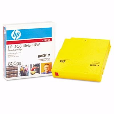 Hewlett Packard C7973A: Ultrium LTO-3 Cartridge from Am-Dig