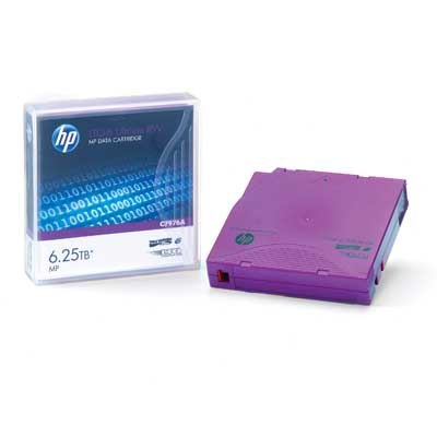 Hewlett Packard C7976A: LTO-6 Ultrium 2.5/6.25 TB from Am-Dig