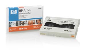 Hewlett Packard Q1998A: AIT2 Data Crtrdge 50/100GB from Am-Dig