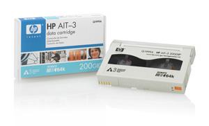 Hewlett Packard Q1999A: AIT-3 Data Cartridge 200GB from Am-Dig