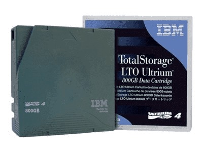 IBM 45E6715 LTO Ultrium Iv -- 800GB/1.6Tb Lib Pk from Am-Dig