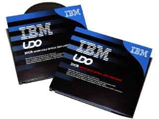 IBM 23R2568: UDO Optical Disc 5.25in 30GB  from Am-Dig