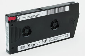 IBM 3570B: Linear Tape, Magstar MP, 3570, B Model from Am-Dig