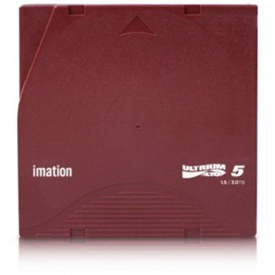 Imation 027737 LTO Ultrium V 1.5TB/3.0TB Cartridge from Am-Dig
