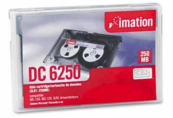 Imation 046157 1/4 Inch Cartridge 1500ft 250/500MB from Am-Dig