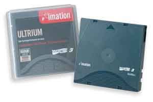 Imation 17534: Ultrium LTO-3 Cartridge 400GB/800GB from Am-Dig