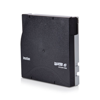 Imation 29133: Ultrium LTO-6 Cartridge 2.5/6.25TB from Am-Dig