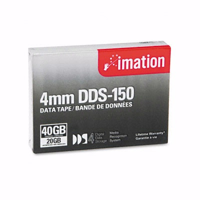 Imation 40963: 1/8 Inch DDS-4 Cart 150m, 20GB  from Am-Dig