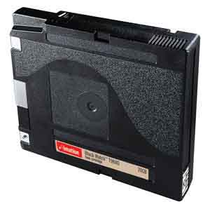 Imation 91270: 1/2 in. 9840 Data Cartridge 20/40GB from Am-Dig