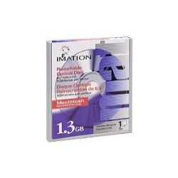 Imation 44443 Magneto Optical ISO 1.3GB