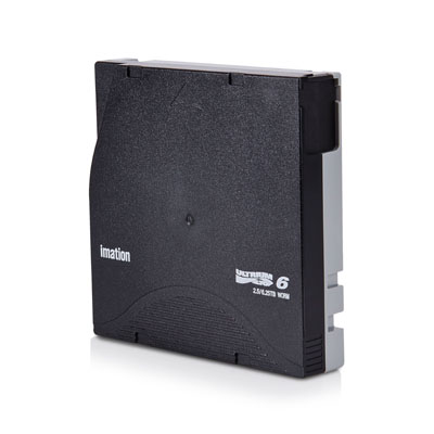 Imation 29133 Ultrium LTO-6 Cartridge 2.5/6.25TB