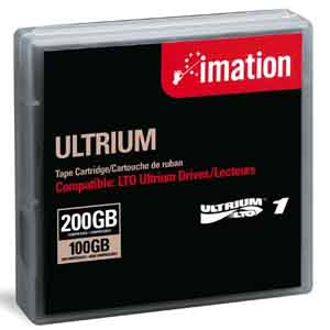 Imation 41089 LTO Ultrium-1 100GB/200GB