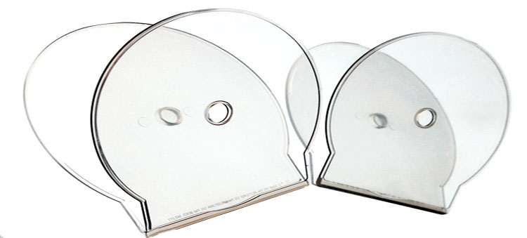 CD Case - Clam Shell - Clear Single from Am-Dig