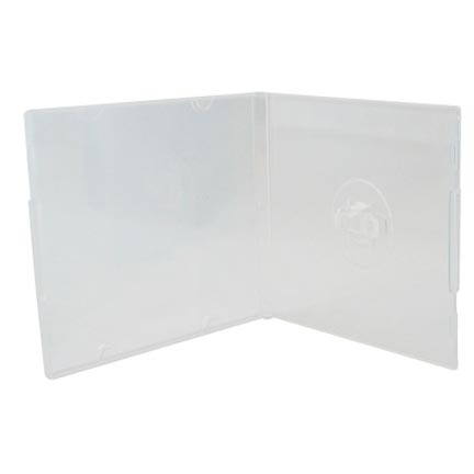 CD Case - Poly M-Lock Mini Clear - For 3 inch Disc from Am-Dig
