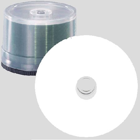 MAM-A 163116: DVD-R 4.7GB White InkJet Printable from Am-Dig