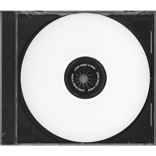 MAM-A 41218: CD-R 700MB White Inkjet in Jewel Case from Am-Dig