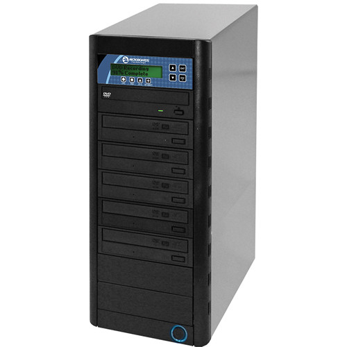 Microboards CopyWriter DVD PRM PRO-516 Pro Tower from Am-Dig