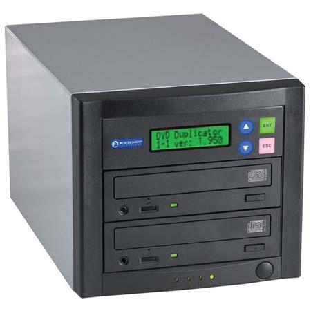 Microboards QD-DVD-121 Quic Disc 1 to 1 Duplicator from Am-Dig