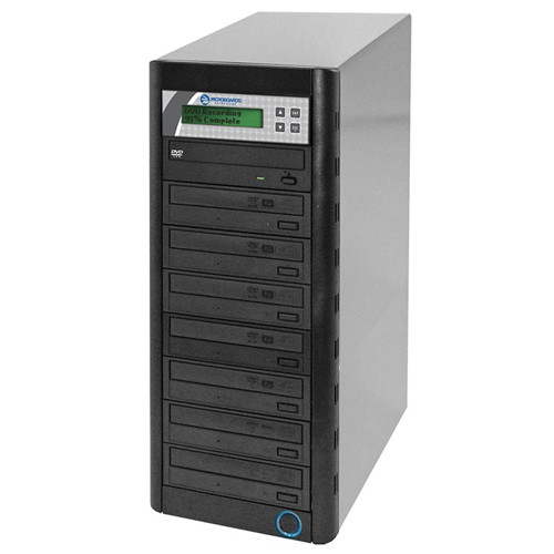 Microboards QD-DVD-127 Quic Disc 1 to 7 Duplicator from Am-Dig