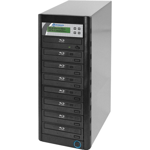 Microboards QD-BD-H7 QuickDisc BD-R w/ Hard Drive from Am-Dig