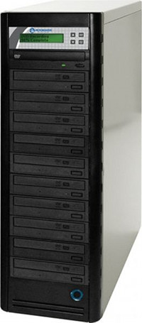 Microboards QD-DVD-H1210 QuicDisc With Hard Drive from Am-Dig