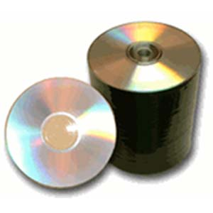 Prodisc / Spin-X 46113079: CD-R 48x Clear Coat from Am-Dig