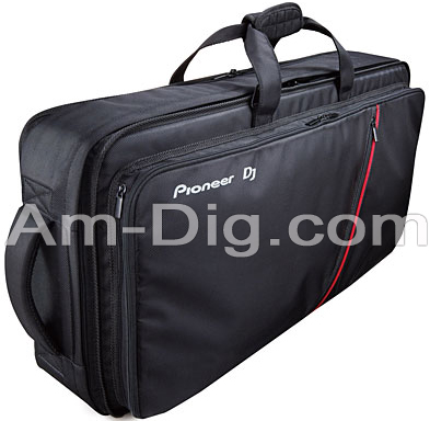 Pioneer DJC-SC1: DJ Controller Bag from Am-Dig