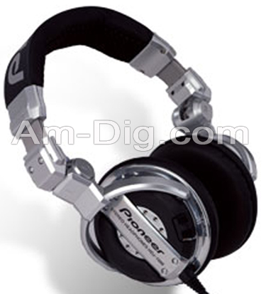 Pioneer HDJ-1000: Professional DJ Headphones from Am-Dig