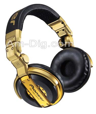 Pioneer HDJ-1000G: Professional DJ Headphones from Am-Dig