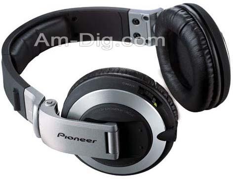 Pioneer HDJ-2000: Professional DJ Headphones from Am-Dig