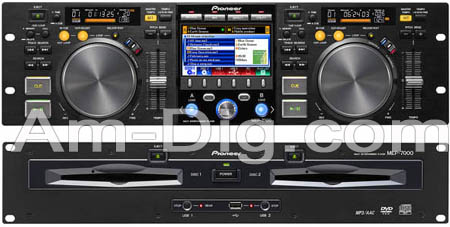 Pioneer MEP-7000: Professional Multi-Entertainment from Am-Dig