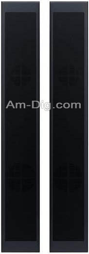 Pioneer PDP-S44-LR: Optional Side Speakers for PDP from Am-Dig