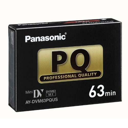 Panasonic Mini DV 63 Pro (90min LP Mode) from Am-Dig