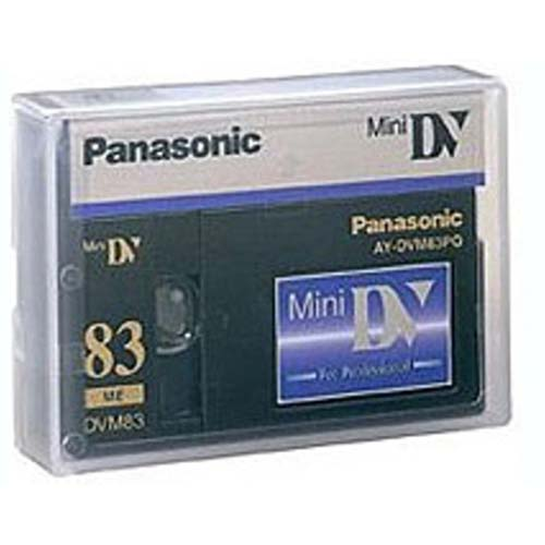 Panasonic Mini DV 83 Pro (120 min LP Mode) from Am-Dig