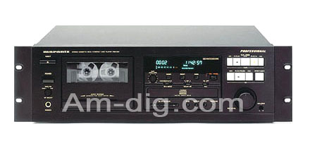 Marantz PMD350 from Am-Dig