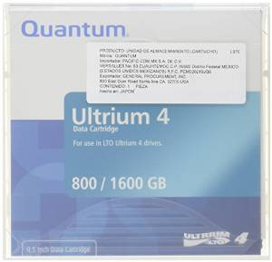 Quantum MR-L4MQN-01: LTO Ultrium IV - 800GB/1.6TB from Am-Dig