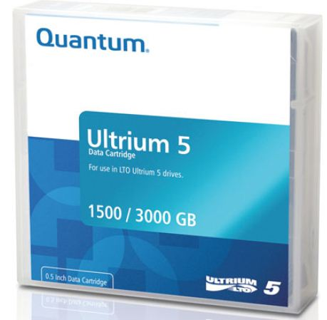 Quantum MR-L5MQN-01: LTO Ultrium V - 1.5TB/3.0TB from Am-Dig