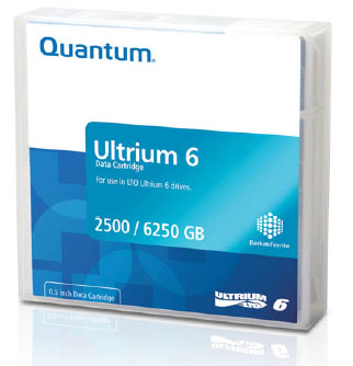 Quantum MR-L6Mqn-01 LTO Ultrium Vi - 2.5TB/6.25TB from Am-Dig