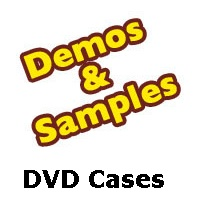 DVD Cases: 7mm and 14mm Samples from Am-Dig