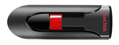 SanDisk SDCZ60008GB35: Cruzer USB Flash Drive, 8GB from Am-Dig
