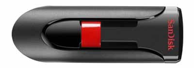 SanDisk SDCZ60016GA46: Retractable USB Flash Drive from Am-Dig