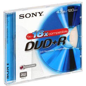 Sony DPR85L1 8.5GB DVD+R 2Dl 2.4x Jc from Am-Dig