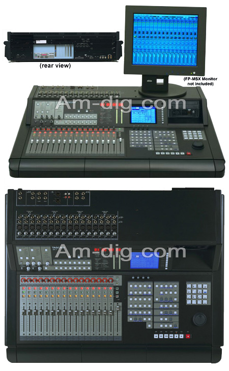 Tascam SX-1 from Am-Dig