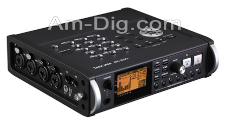 Tascam DR-680 Multi-Channel Portable Recorder from Am-Dig