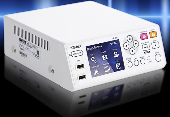TEAC UR-4MD High-Definition Medical Video Recorder from Am-Dig
