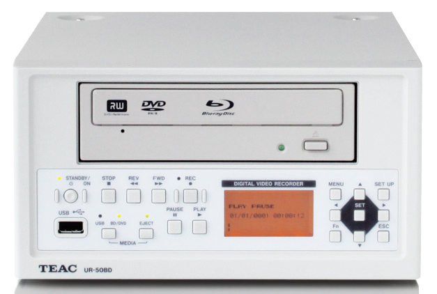 TEAC UR50BD Medical Recorder from Am-Dig