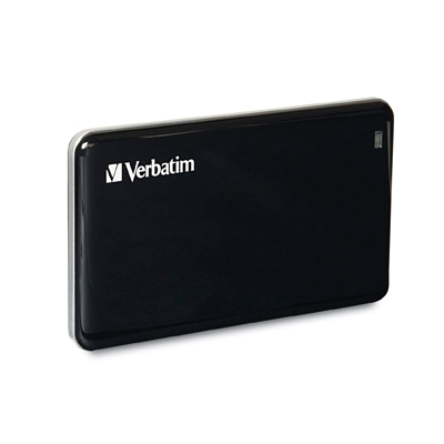 Verbatim 47622: StoreNGo Ext SSD Drive 128G, Black from Am-Dig